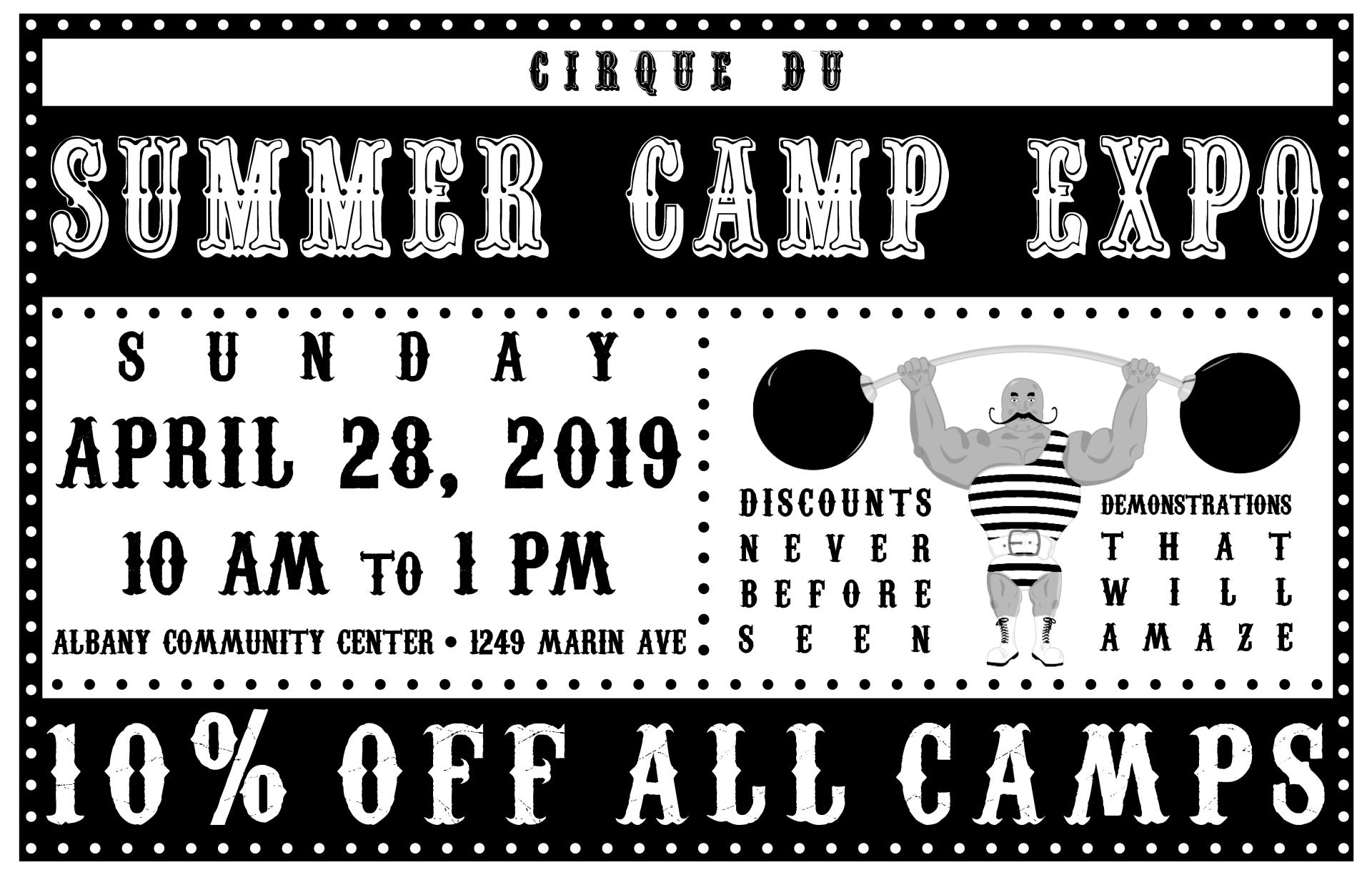 Summer Camp Expo_2018